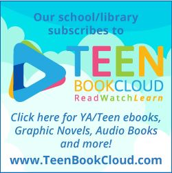 We subscribe to Teen Book Cloud. Click here for YA?Teen eBooks, Graphic Novels, Audio Books, & more!
