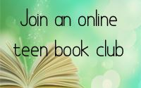 Join an online teen book club