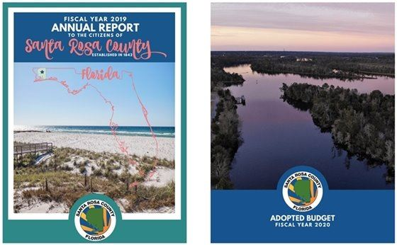 FY19 annual report and FY20 adopted budget now available online