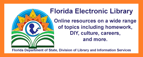 Florida Electronic Library. Online resources covering a range of topics.
