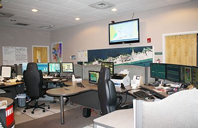 Emergency Communications Dispatch Office
